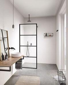 ❓Перегородка в душевую, на наш взгляд, тренд актуален и в 2018 году, что скажете? Кстати, какие тенденции в дизайне ванных комнат 2018 вы бы выделили в первую очередь? Для расчёта стоимости по вашим размерам: ☎️+7 (495) 774-34-02 info@arthunter.ru