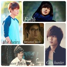for my older sister who refuses to look at a pic of Lee Min Ho THIS IS HIM !