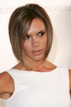 Victoria Beckham Hairstyle Simple Hairstyle Ideas For Women And - Beckham's hairstyle history