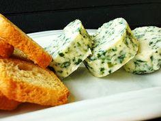 O Meu Tempero: Manteiga De Coentros