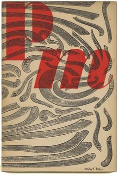Modernism101.com | Bayer, Herbert: P-M, Dec. 1939 – Jan. 1940. Cover design and 32 pages written and designed by Bayer.