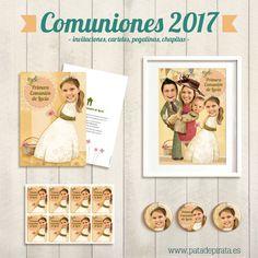 ¡Feliz viernes! #comunion #fiestapirata #invitaciones #chapas #pegatinas #paragrumetes #cartelpersonalizado