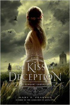 Amazon.com: The Kiss of Deception (The Remnant Chronicles) (9781250063151): Mary E. Pearson: Books