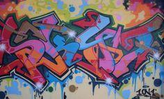 Wall Decal of Graffiti : Custom Wall Decals, Wall Decal Art, and Wall Decal Murals | WallMonkeys.com