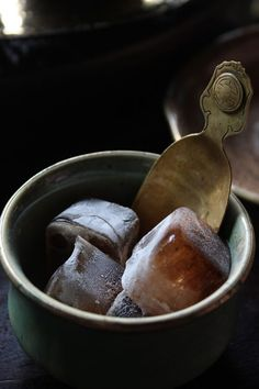 Coffee Ice cubes Rea