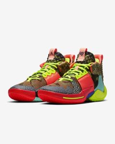 new concept ce127 3077a Nike Basketball Shoe Jordan Why Not  Zer0.2 SP