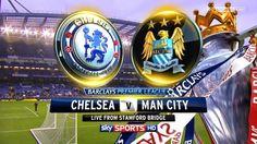 Seunsmith Networks Innovation Blog: LIVE - Chelsea vs Manchester City