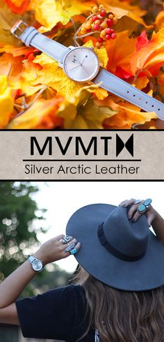We believe style should be inspired by creative spirit and the freedom to express yourself. The MVMT Watches initiative is to offer classic minimalist designs with a twist of elegant chic flavor, all at a revolutionary price. This watch would make a great