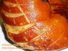 Roast Pork Leg - Lechon sa Oven