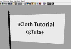 http://cgi.tutsplus.com/tutorials/create-awesome-cloth-simulations-using-ndynamics-in-maya--cg-1580