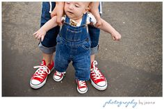 our red chucks!  www.photographybyjaana.com/blog