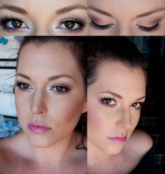 Bronzy Plum Day Look