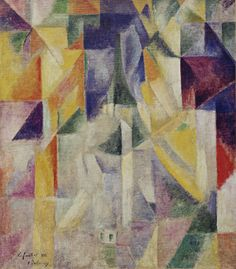 Windows robert delaunay french 1885 1941 paris 1912 for Malcolm x fenetre