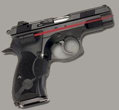 Crimson Trace Laser Grips - CZ 75 Compact, PCR, P-01 - Top Gun Supply