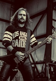 Kerry King (Slayer) Clash Of The Titans, The Clash, Heavy Rock, Heavy Metal, Raiders, Kerry King Slayer, Reign In Blood, Jazz, Metal T Shirts