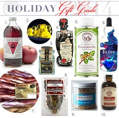 One of the best things about giving gifts to a cook or food lover? The chance to buy them something they'd never pick up on their own, or might consider a rare splurge. Whether it's a bottle of saffron, a specialty spice blend, or a package of what may arguably be the best bacon around, this is the way to spoil your loved one.