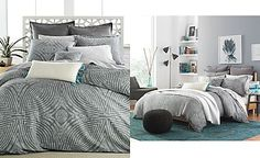 CLOSEOUT! Bar III Pixel Bedding Collection