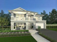 Saxonvale Two Storey Home by McDonald Jones