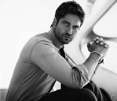 gerard butler In 300 and PS I Love You