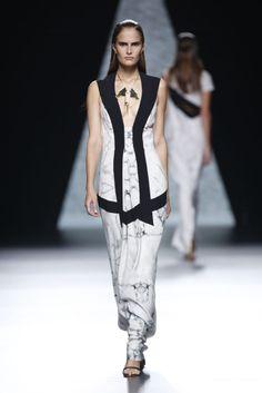 Ana Locking (Colección SS 2014) #MBFWM #vestidodefiesta #vestidosinvitadas #dresses #spain