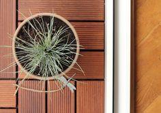 O Zebrze: Drewniana balkonowa podłoga - TARAS GUMI