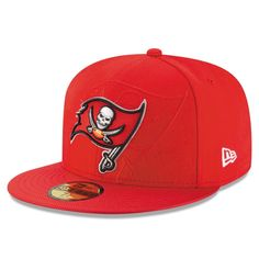 06133f4eb Details about NFL New Era 59Fifty Tampa Bay Buccaneers Fitted Hat Size 7  7 8 Baseball Cap Sz