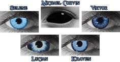 Be the best looking Vampire or Lycan for cosplay or Halloween with movie-inspired Underworld contact lenses. Selene, Viktor, Kraven, Markus, or Michael Corvin Underworld Characters, Underworld Movies, Underworld Werewolf, Underworld Vampire, Vampire Eyes, Vampire Look, Underworld Selene, Underworld Michael, Underworld Kate Beckinsale