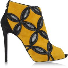 Rene' Caovilla Ankle Boots and other apparel, accessories and trends. Browse and shop 14 related looks.