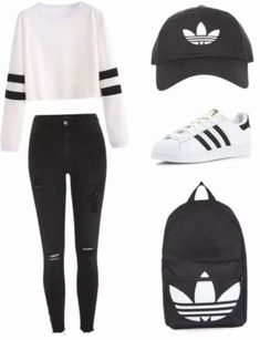 teenager outfits for school * teenager outfits . teenager outfits for school . teenager outfits for school cute . Cute Middle School Outfits, Casual School Outfits, Cute Teen Outfits, Teenage Girl Outfits, Cute Comfy Outfits, Teen Fashion Outfits, Trendy Outfits, Womens Fashion, Outfits For Teens For School