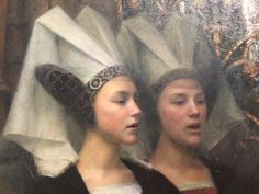 edgar maxence paintings - - Yahoo Image Search Results