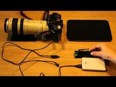 DIY: Adding WiFi to a Canon EOS DSLR on the Cheap - CanonWatch