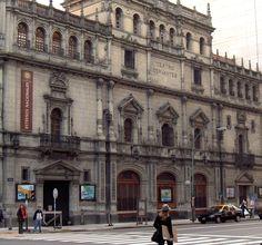 Teatro Cervantes, Buenos Aires , Arquitectura Argentina