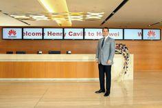 Superman Henry Cavill das Gesicht des Huawei P9? #Huawei #Shortnews #Henry_Cavill