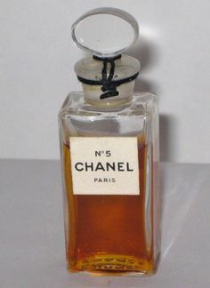 Chanel No 5 Perfume Extrait - QuirkyFinds.com