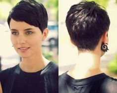 Next haircut...  from Tumblr Proper Pixie Cuts