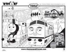 steam locomotive train coloring page | products i love | pinterest ... - Thomas Friends Coloring Pages