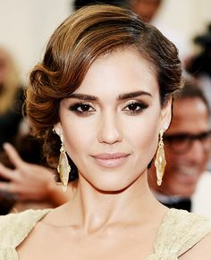 Steal Her Shade: Get the Actual Colors Worn By the Stars - Jessica Alba from #InStyle
