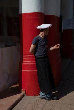 Harry Gruyaert    . Casablanca. 2012.