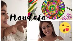 Dibujo de Mandala - Zentangle - Mayra Alejandra