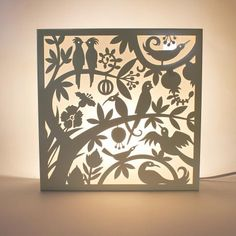 Bird Group Lightbox – White from Let There Be Lighting - R649 (Save 17%)