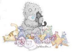 Tatty Teddy Kitty Cuddles ❤️