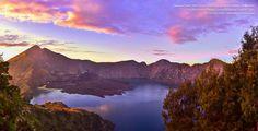 Fabulous views Rinjani Fun Trekking