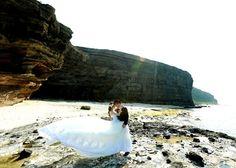 Đẹp mê hồn ảnh cưới tại Lý Sơn của cặp đôi Việt Kiều - 2