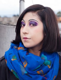 Maquillaje: Arendy Rubio Fotografía: Mario López