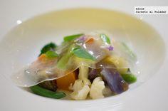 Restaurante Torralbenc en Menorca. Un menú a la altura de un enclave encantador