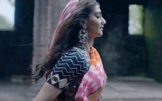 Sonam Kapoor in Hymn for the weekend