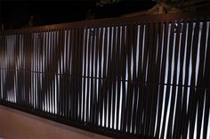 Lighting Design and Light Art Magazine Image    Fast Wall by MSW fast wall 81