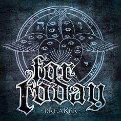 For Today Breaker album cover