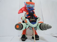 League of legends: Super Galaxy Rumble by TheJumpingGenie on Etsy