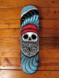 Turkey Studio – Skate art, Illustration and weird characters. Turkey Studio – Skate art, Illustration and weird characters. Old School Skateboards, Custom Skateboards, Cool Skateboards, Skateboard Deck Art, Surfboard Art, Skateboard Design, Deco Surf, Longboard Design, Posca Art